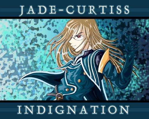 Jade Curtiss - Mystic Arte by ryoneko
