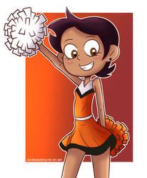 Luz Noceda - Cheerleader