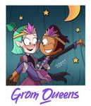 Grom Queens