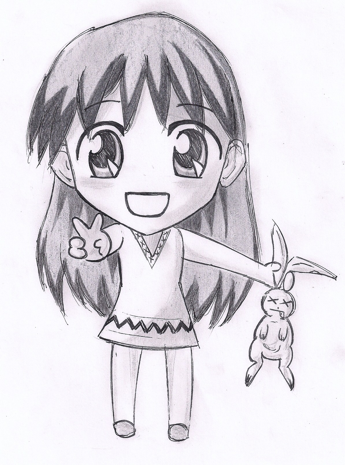 Chibi Girl By YoukoHikari26 On DeviantArt