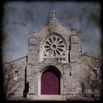 Calvary Cemetery Chapel by ClockworkMarionette