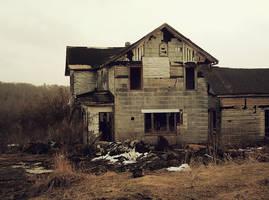 Abandoned by ClockworkMarionette