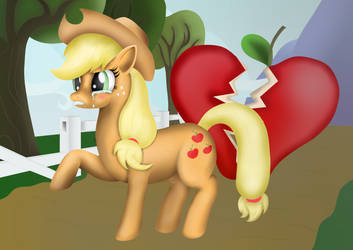 Applejack by sstab29