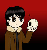 Nico di Angelo by Floating-Hobbit