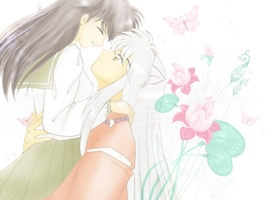 Inuyasha y Kagome by StopTheShow39