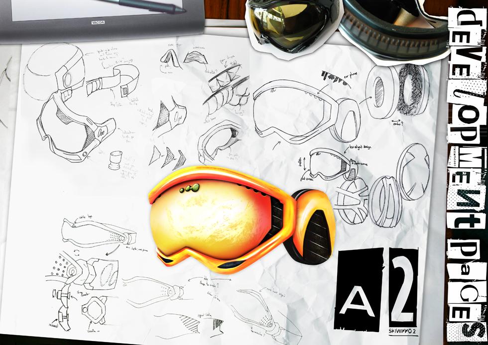 industrial design portfolios