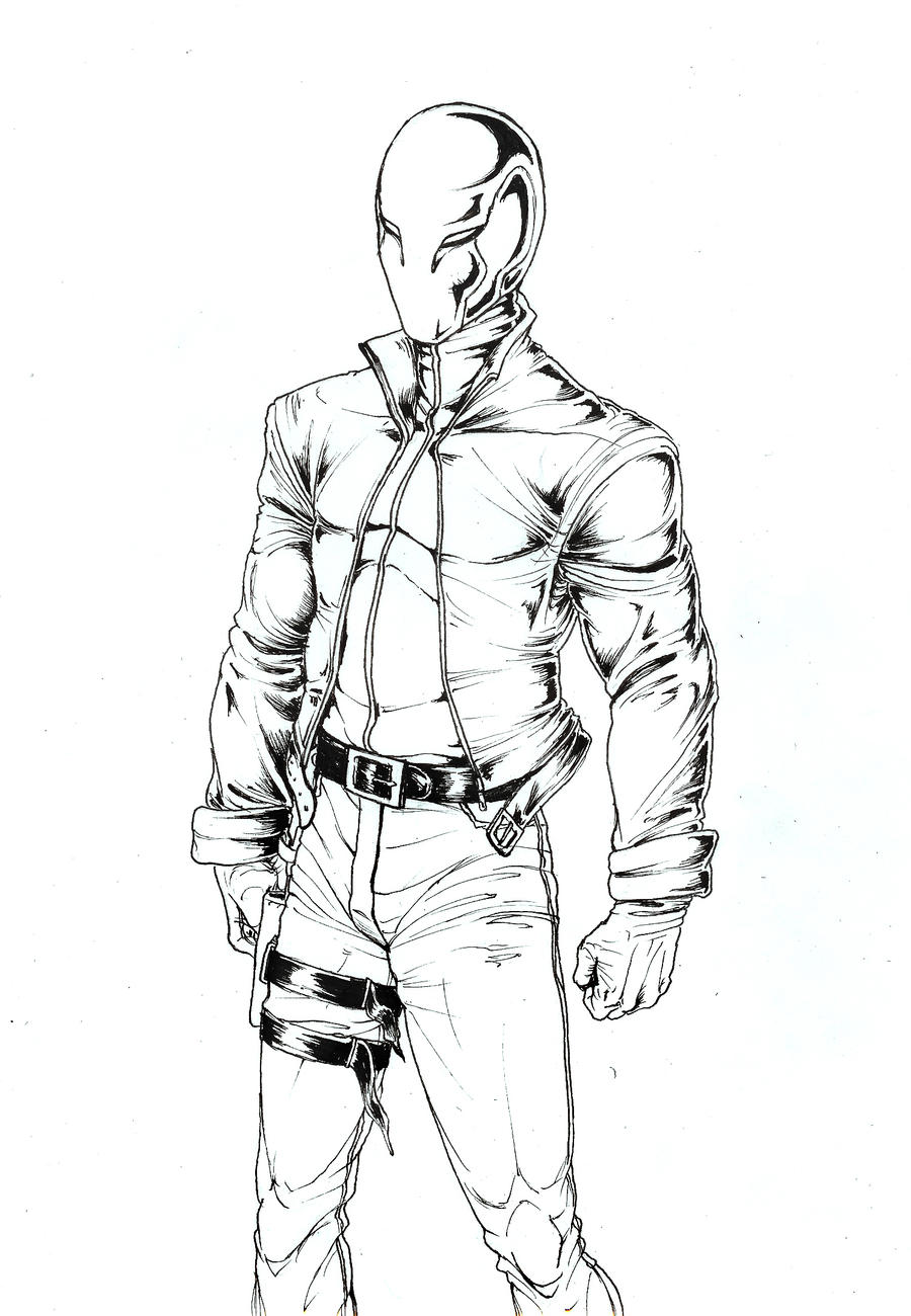 jason todd coloring pages - photo#2