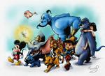A Disney Walk