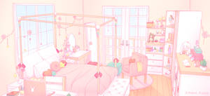 CM | Peach Bedroom