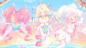 Contest Entry| Aurami x Fairy Vial by AtheraAsyra