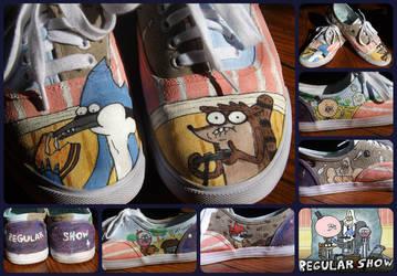 Regular Shoes by LadyChristineJones