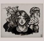 Sister by UmbHowl