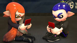 Best friends on the 3DS