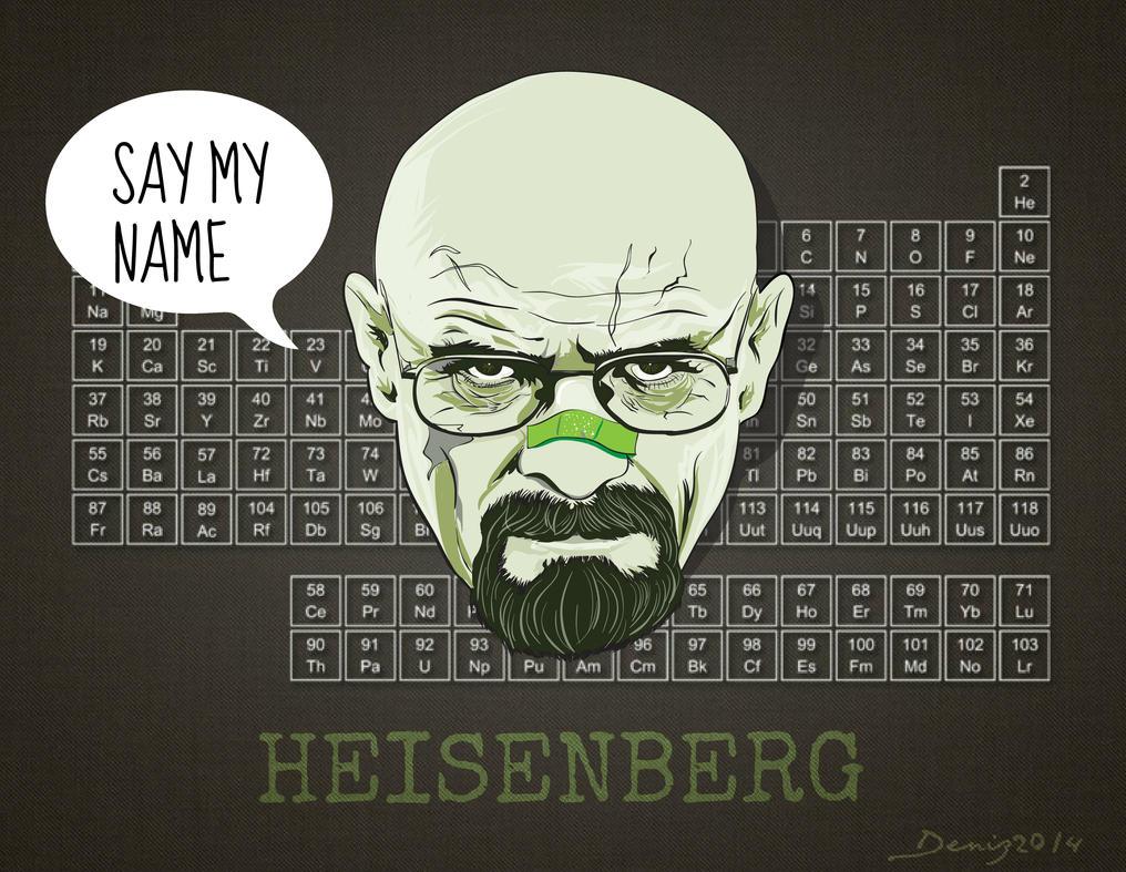 heisenberg by deniz-ince