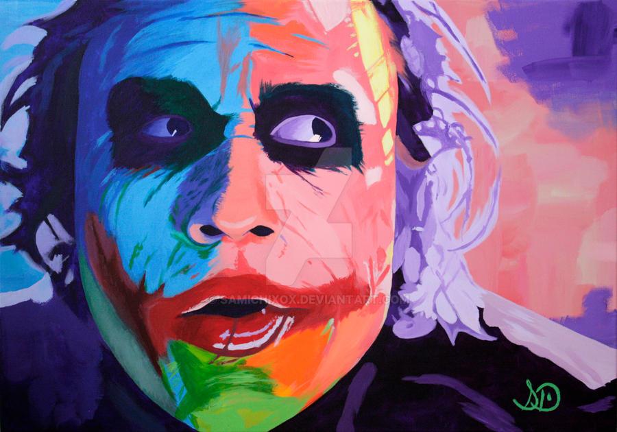 The Joker: Simply Stranger by Samichixox