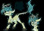 Open OTA Horn Nosed Pony by Fesaher