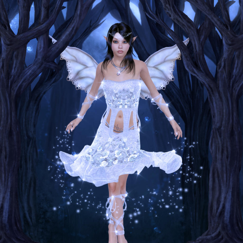 Moonchild by patslash