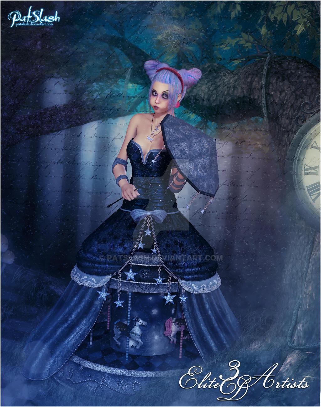 Twistedtales by patslash on deviantart for Surreal salon 8