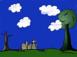 Awayken - Simple Trees by awayken