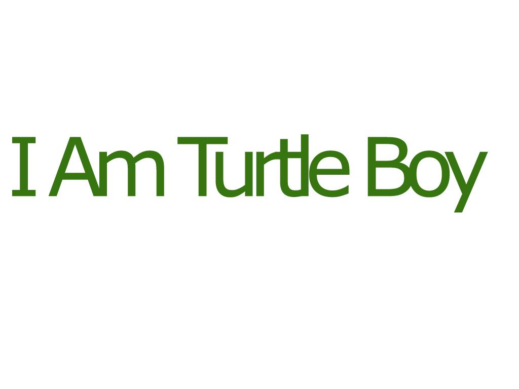 Tony - Turtle Boy by awayken