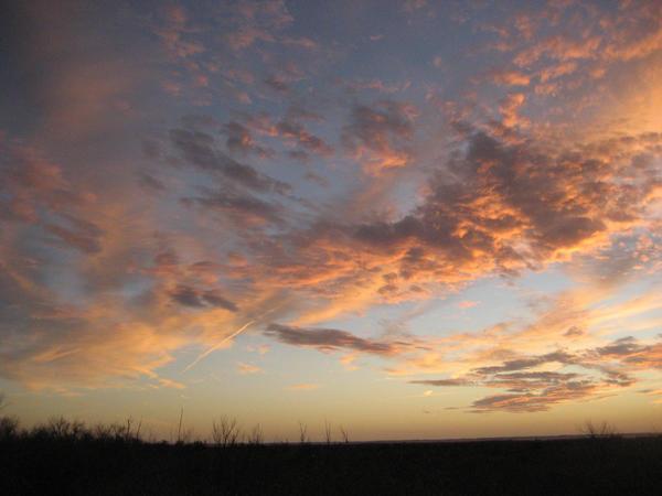 Sundown Across the World by XlinzX