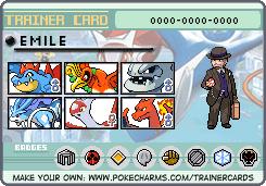 Pokemon HeartGold Trainer Card - SecminourTheThird by SecminourTheThird