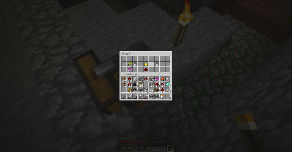minecraft how to make golden apple