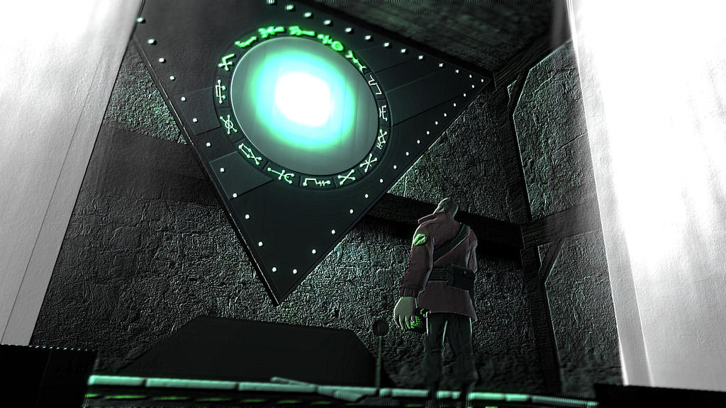 GMOD - The Mystery in the Mystery Shack by SecminourTheThird