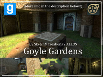 Map - Goyle Gardens by SecminourTheThird