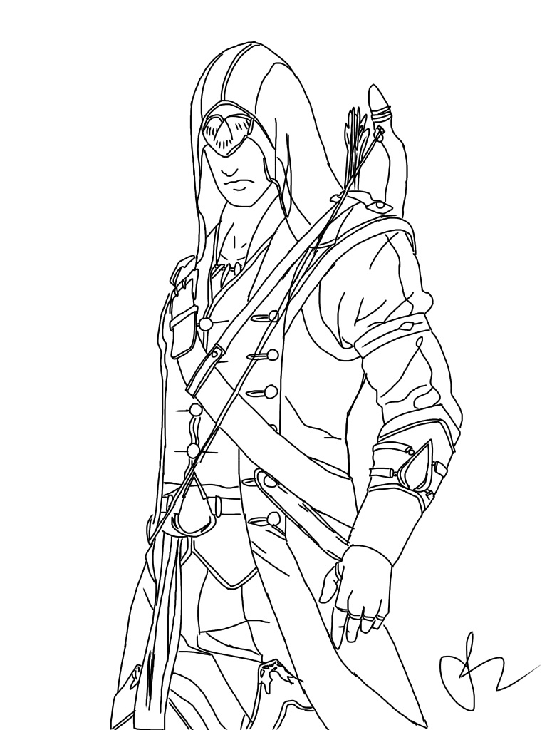 Drawing D Lines In Unity : Assassins creed by wolfiethealpha on deviantart