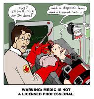 Medic by koeb