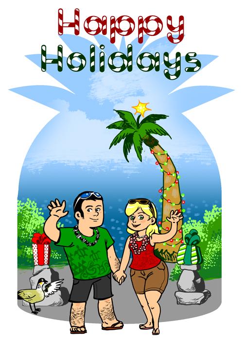 Happy Holidays 2k11 by koeb