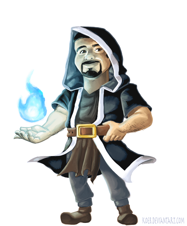 Clash of Clans Chad by koebWizard Clash Of Clans Wallpaper