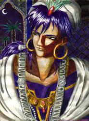 Lady Killer of the Seven Seas by Hanoko