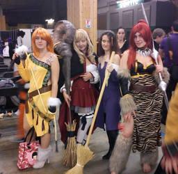 Yureka cosplay band by Hanoko