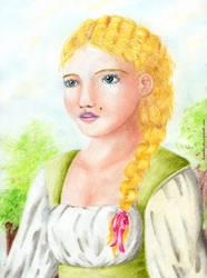 Buttercup maiden