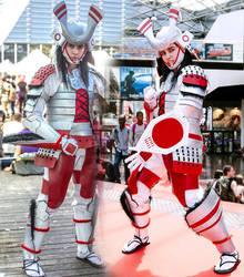 Azai Nagamasa cosplay by Hanoko