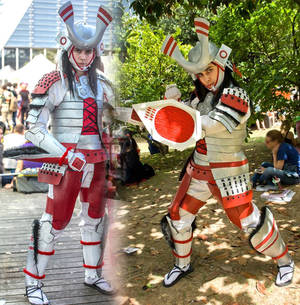Azai Nagamasa cosplay