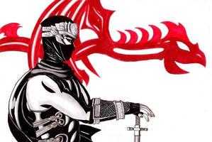 Ryu Hayabusa - Soul of the Dragon by Hanoko