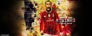 AC Milan Player - Robson de Souza - ''Robinho'' by Markus029