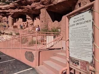 Cliff Dwellings by amcforeverman