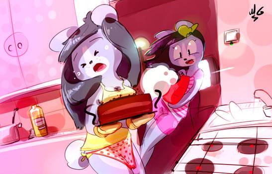 Amy and Myu