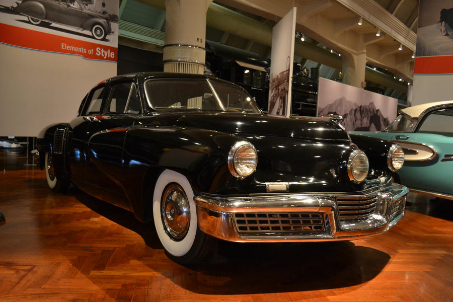 1948 Tucker Torpedo (The Henry Ford museum) by Anths95 ... & 1948 Tucker Torpedo (The Henry Ford museum) by Anths95 on DeviantArt markmcfarlin.com