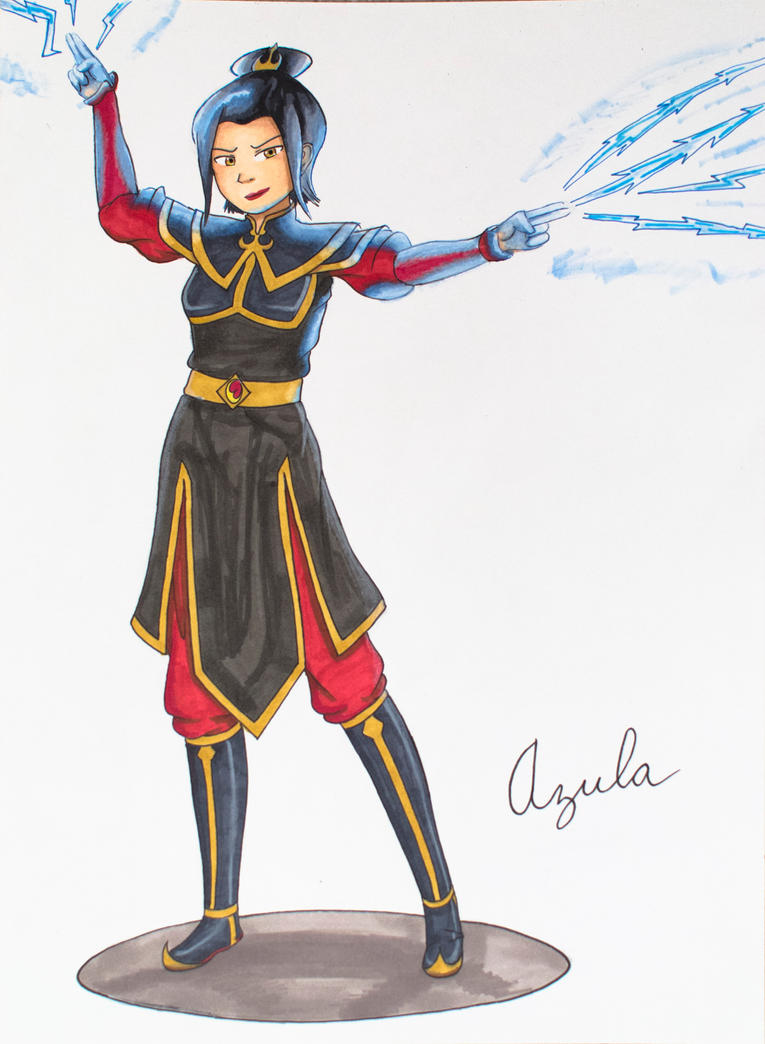 Azula by Anths95