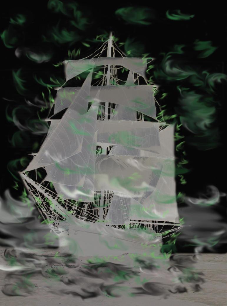Ghost Ship by jezza01