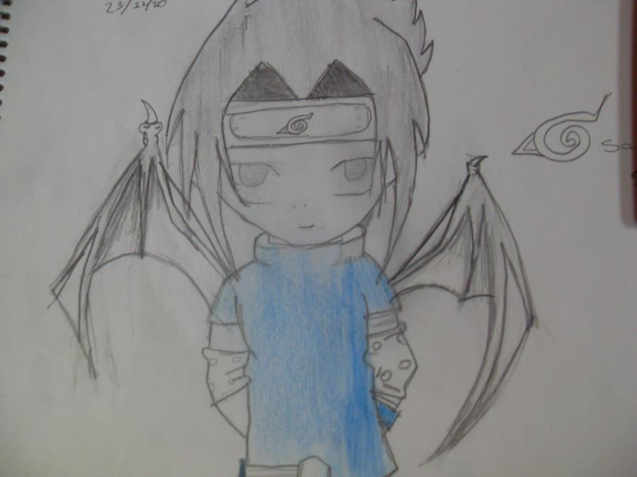 Sasuke de demonio chibi by mikalanix on deviantart - Demon de sasuke ...