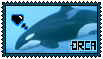 Orca Stamp by raxgond