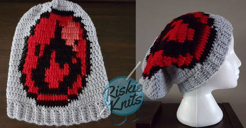 abb600c50fd theheadpixie 2 0 Pokemon Inspired Fire Energy Hat by RiskieKnits