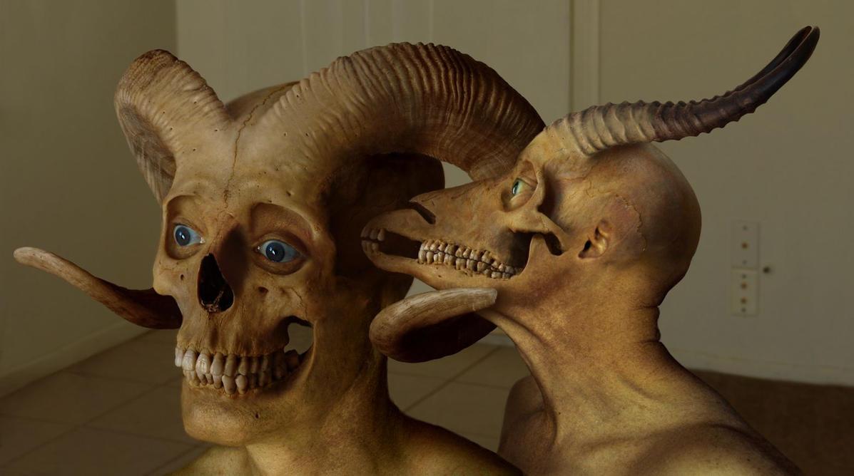 Suburbian Secrets by skulpturro