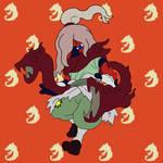 Wanted Yo-kai: Nevoct by ARTgazer12
